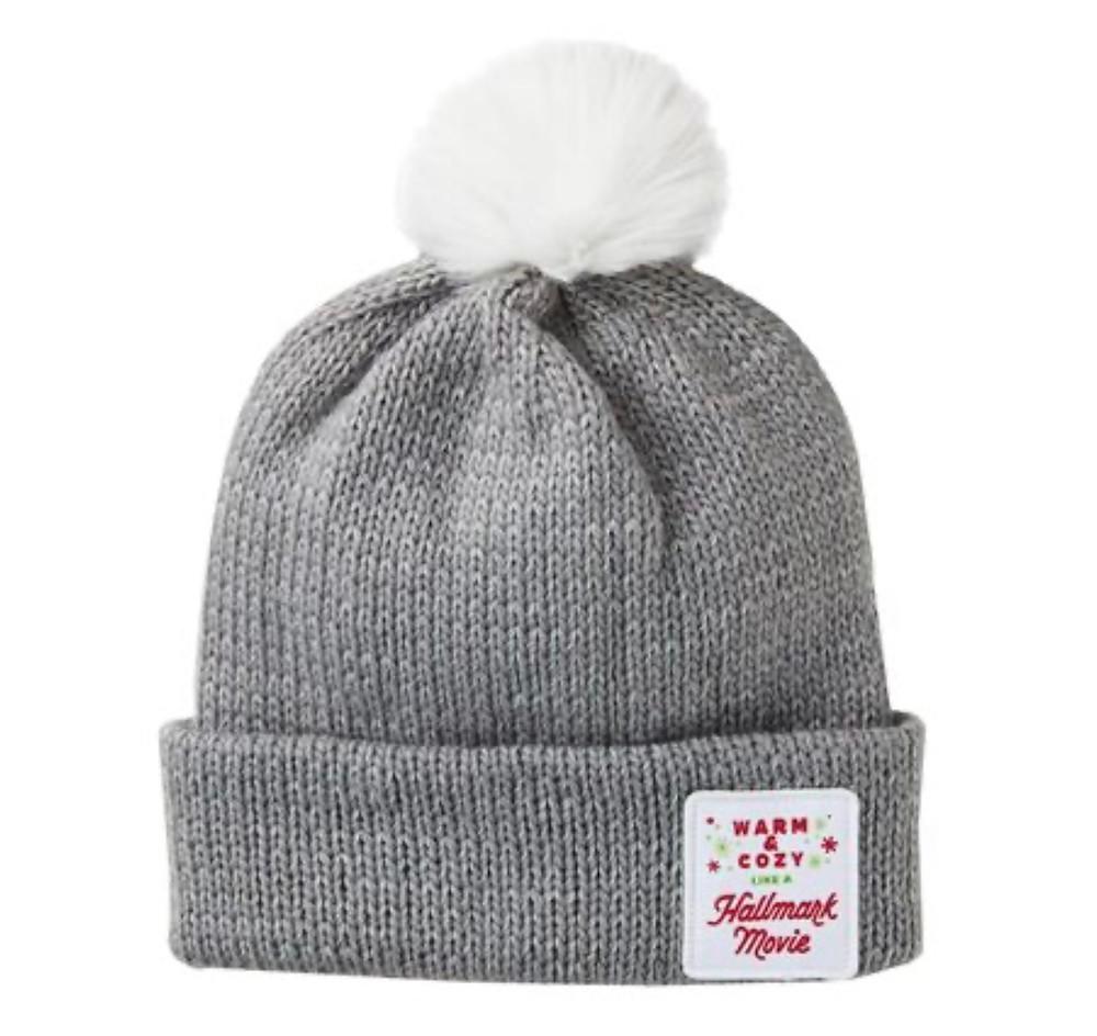Hallmark Channel gray hat