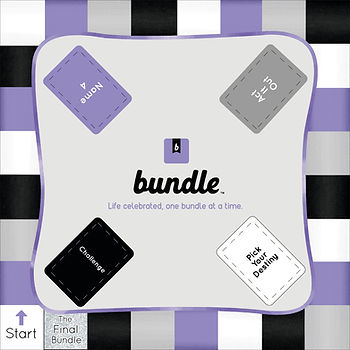 A tutorial of our custom board game, Bundle.