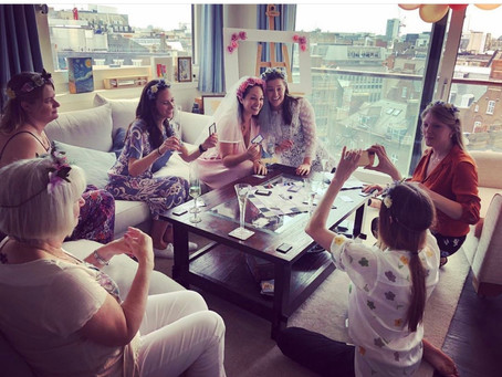 Beyond the Bundle: Kate's Hen Party
