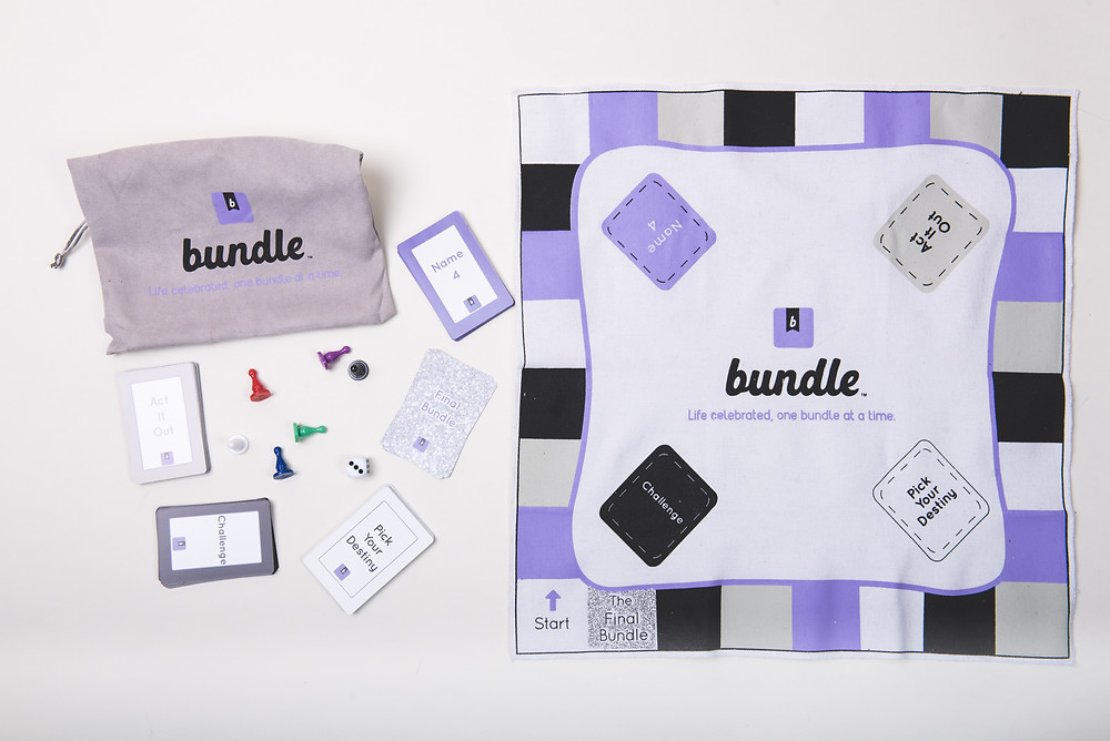 Board game that is personalized to customer