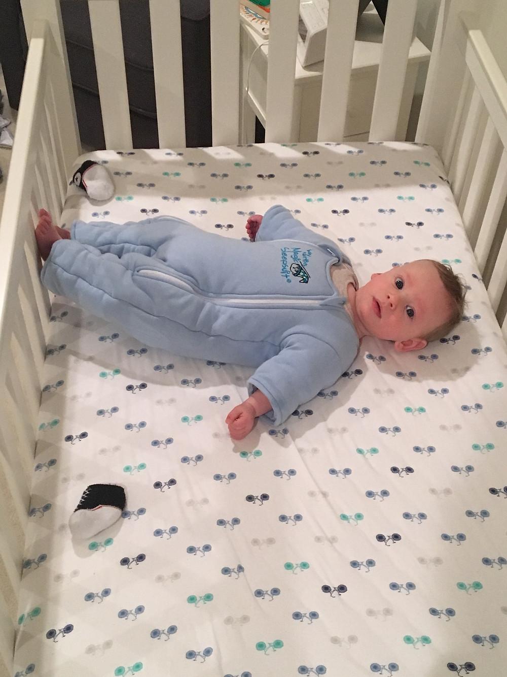 Magic Merlin Sleepsuit