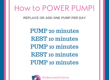 LEARN HOW TO POWER PUMP!