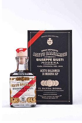 Aceto Balsamico (20 jaar) 250 ml in vierkant flesje inclusief doosje
