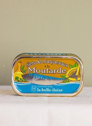 Filet de Maquereaux à la moutarde 112,5 g