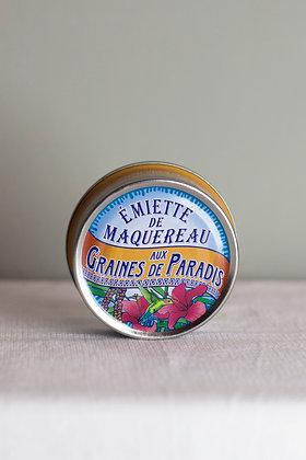 Émiette de maquereau aux graines de Paradis, 80 g