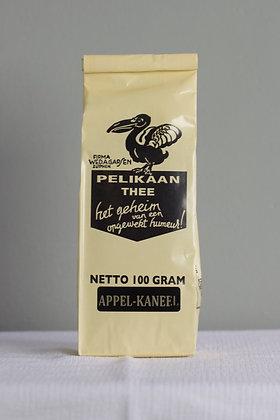 Appel-kaneel thee 100 g