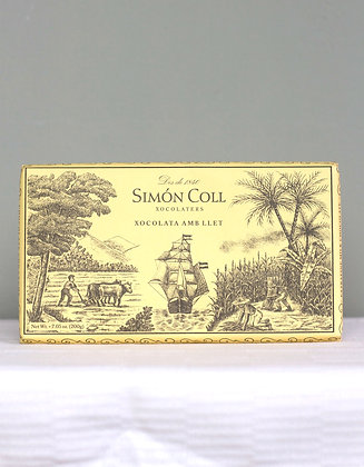 Chocolade melk, Simón Coll, 200 g