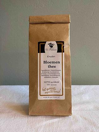 Bloemen thee van Fa. de Pelikaan uit Zutphen - 50 g