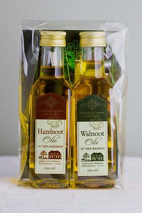 Hazelnoot- & walnoot olie 100 ml