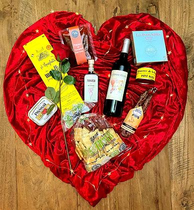 Valentijns pakket Mon Amour