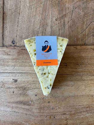 Bio kaas met zeewier uit Vlieland - 250 g