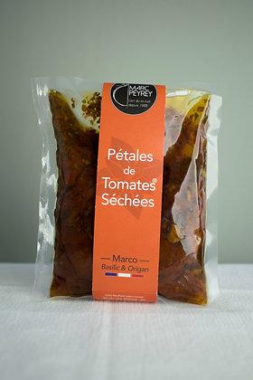 Pétales de tomates séchées - basilicum & oregano 200 g