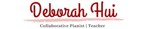 Toronto pianist piano teacher Deborah Hui