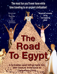 The Road to Egypt Script Cover, 2021.jpe
