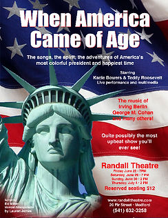 When America Came of Age 8.5 x 11 Poster