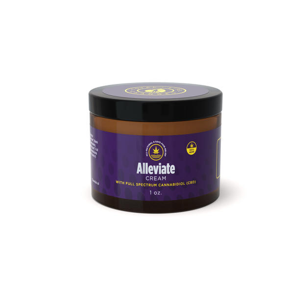 Alleviate CBD Cream