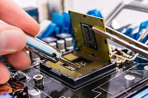 Замена термопасты и процессора