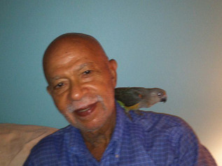 Wolmerian Basil Wynter to be honored at the Seventh Annual Barbara M. Simpson Scholarship Dinner.