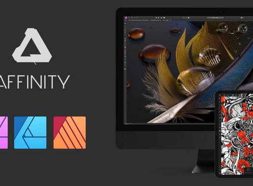 A Riversky está abandonando a Creative Cloud pela suíte Affinity, mas o que isso significa?