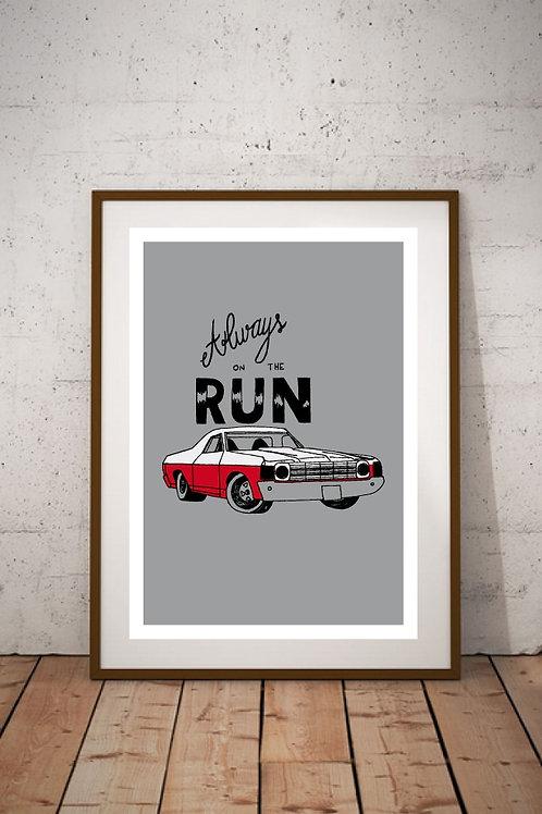 Always on the Run