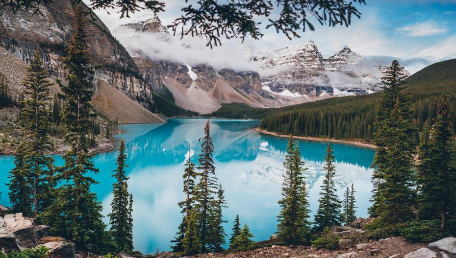 The View (Morain Lake)