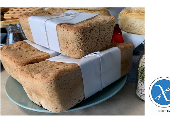 Buckwheat & Chia Loaf