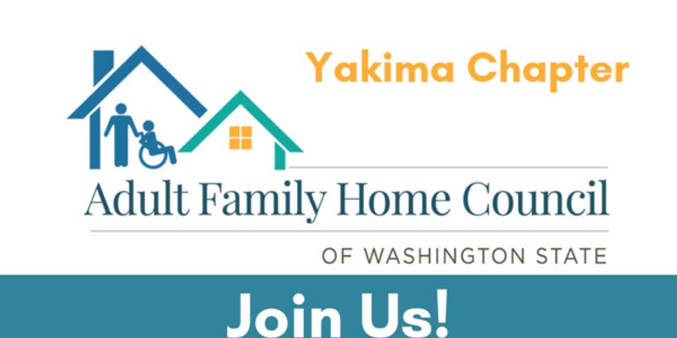 AFH Council Yakima Virtual Chapter Meeting