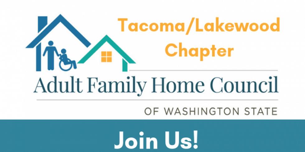 AFH Council Tacoma/Lakewood Virtual Chapter Meeting