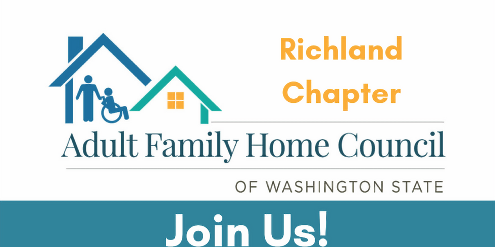 AFH Council Richland Virtual Chapter Meeting