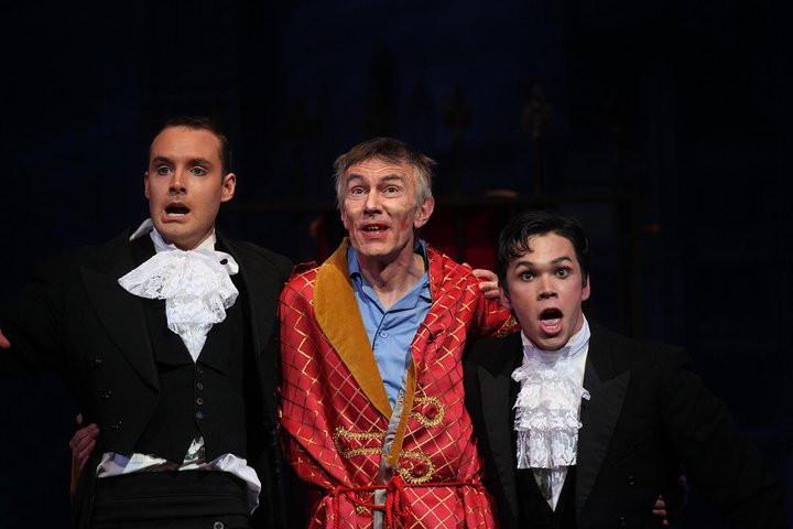 Lord Tolloler, in Iolanthe for G&S Society of Victoria.