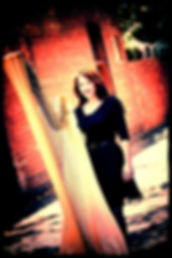 Jessica Fotinos Melbourne Harpist