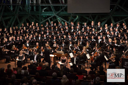 Mozart Requiem with RMP