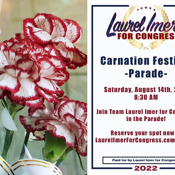 Carnation Festival Parade
