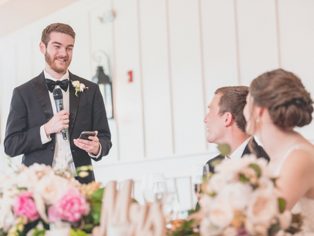 How to Give a Great Wedding Speech