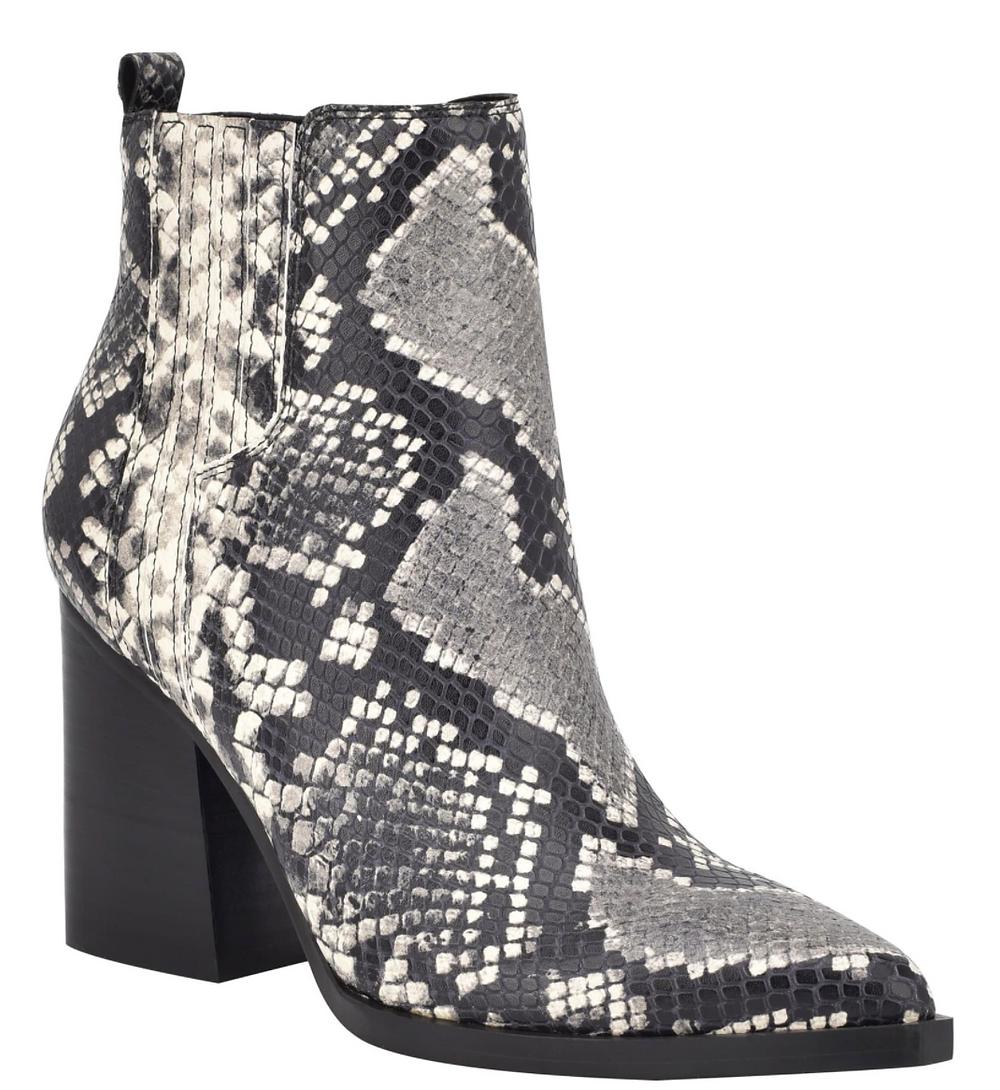 Oshay pointy boot