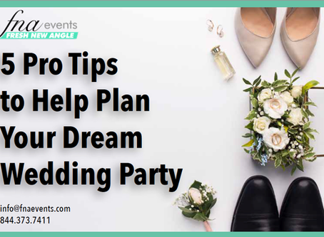 5 Pro Trips to Plan Your Wedding
