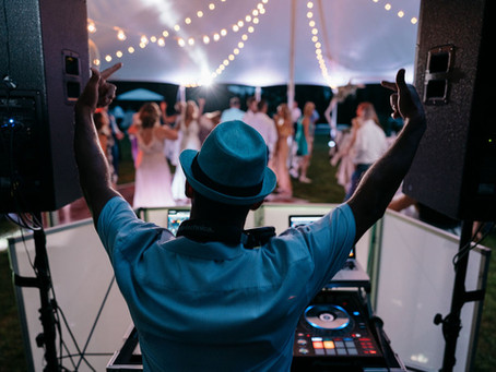 Music and Entertainment Play an Even More Important Wedding Role
