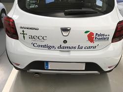 vehiculo com de regantes AECC-3