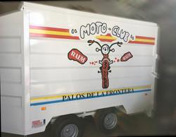 remolque motoclub