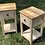 Thumbnail: Nightstand with Drawer