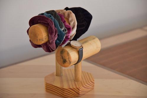 Scrunchie, Hair Tie, Jewelry & Watch Display