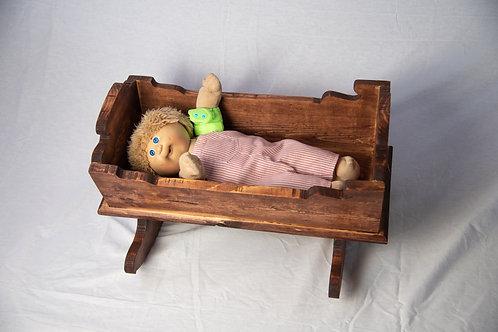 Rocking Doll Cradle