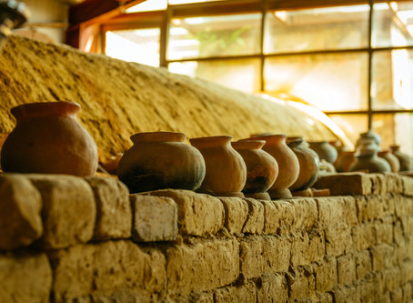 《媒體採訪》「環保柴燒」節能減碳 陶藝作品可以玉質化