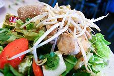 home made salad receipes