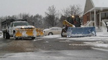 Commercial Snow Removal, Snow Plowing, Ice Removal | Fairfield and New Haven County, Connecticut