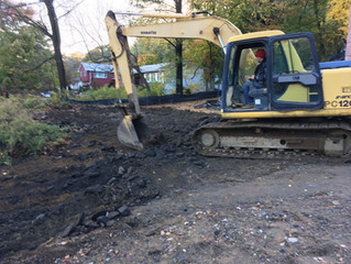 Excavation, Site Clearing, Grading, Demolition Services | Stratford, CT
