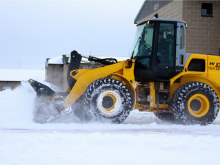 Benefits of Hiring Commercial Snow & Ice Removal | Milford, Orange, New Haven, CT