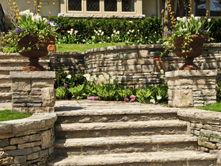 Stratford, CT - Stone Walls, Retaining & Decorative Walls