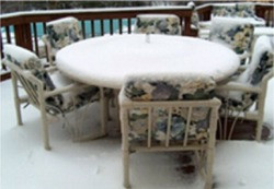 Prepare Your Patio or Deck for the Winter Months | Stratford, CT