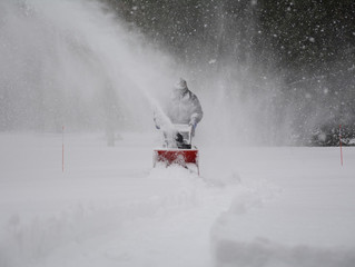 Affordable Commercial Snow Removal - New Haven, Branford, CT